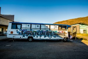 Le Bus - espace culturel mobile