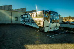 Le Bus - espace culturel mobile 3