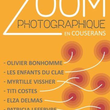 ZOOM PHOTOGRAPHIQUE EN COUSERANS