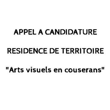 APPEL A CANDIDATURE: Résidence de territoire «Arts visuels en Couserans»